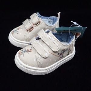 Toms Disney Gus & Jaq T3 Girls Shoes - NIB